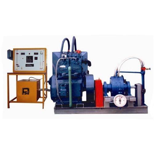 Four Cylinder Four Stroke MPFI Petrol Engine Test Rig
