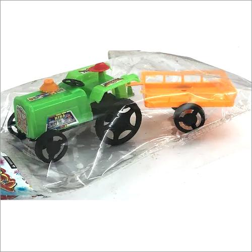 Clockwork Tin Toy Plastic Car