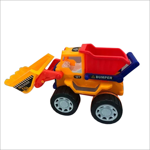 Kids Plastic Toy Oil Tanker