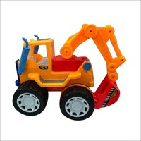 Funny Plastic Tractor Toy