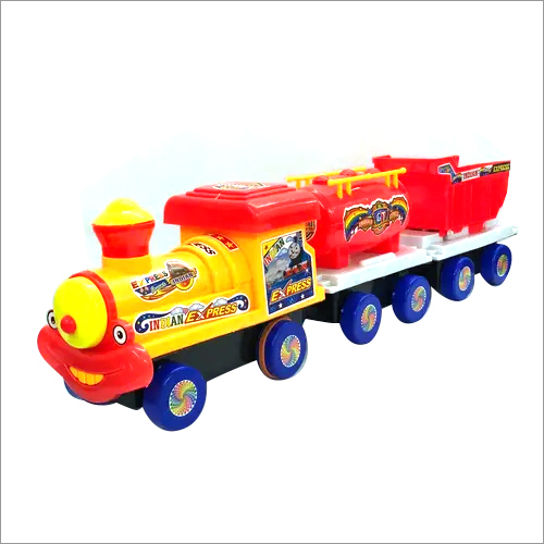 Kids Plastic Toy Train