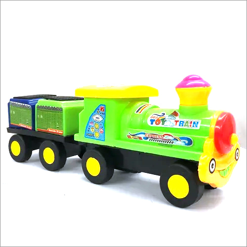 Plastic Toy Train
