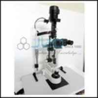 2 Step Haag Streit Slit Lamp