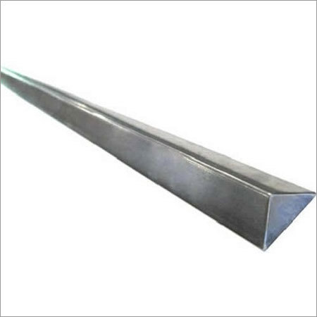 MS ERW Triangular Pipes