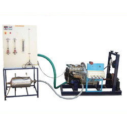 Four cylinder Four Stroke Water Cooled Diesel Engine Test Rig