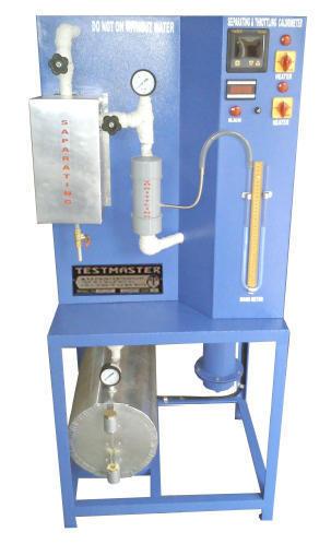 Throttling Calorimeter