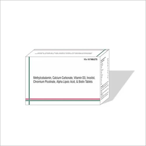 Cyanocobalamin Tablet