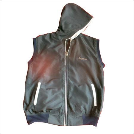 Men's Plain Jacket Micro Ns