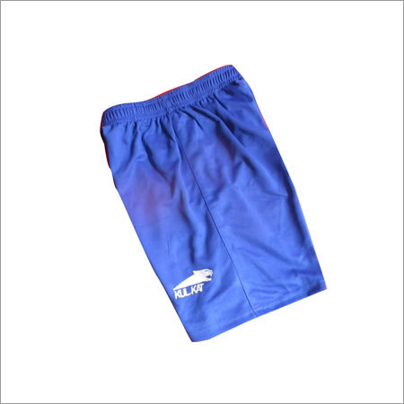 Men's Blue Color Short