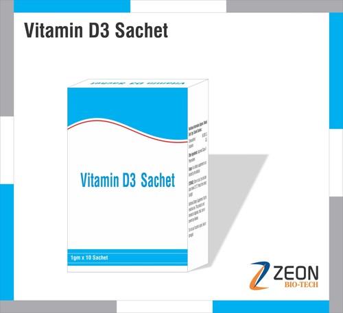 Vitamin D3 Sachet