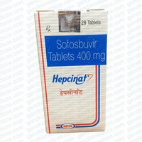 Hepcinat-400-Mg-Sofosbuvir