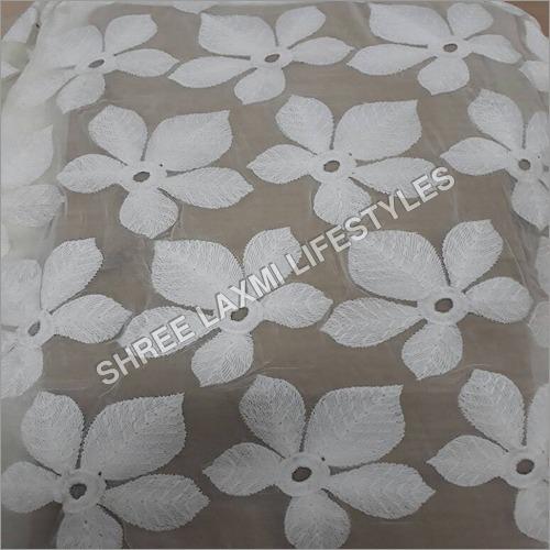 Georgette Schiffli Embroidery Fabrics