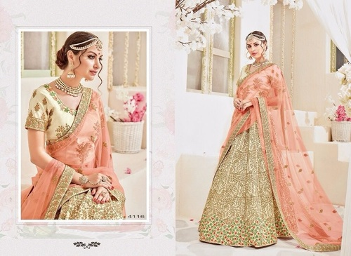 Wedding Wear Designer Heavy Lehanga Choli