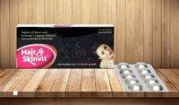 Hair & Skin Repair (Biotin 100 mg ,N-Acetyl Cysteine 50 mg,Calcium Pantothenate 100 mg, Selenium 65 mcg,Zinc 22.5) mg & Minerals
