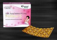FOLIC ACID 5MG
