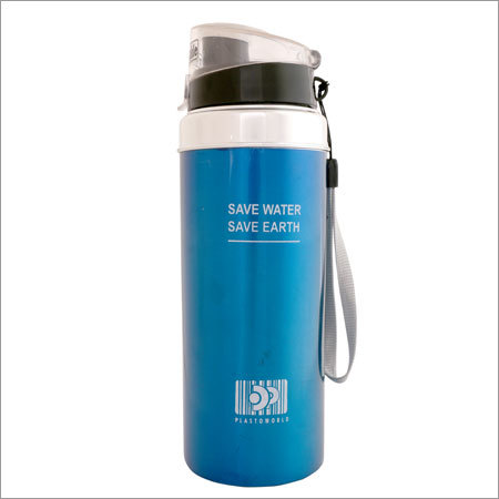 Gym Water Bottle Blue