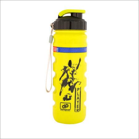 Sports Bottle Yellow