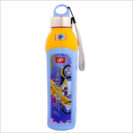 T Water Bottle 1000 Blue