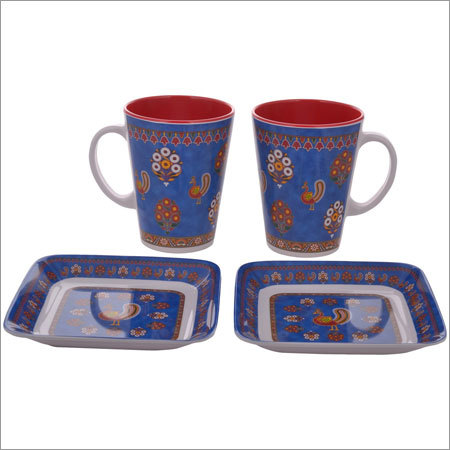 Mug Plate Set
