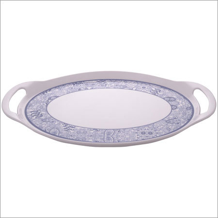 Serving Tray White