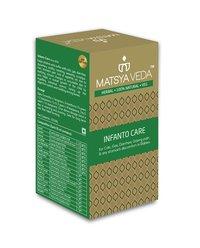 Baby colic herbal medicine