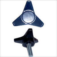 Triangular Door Knobs
