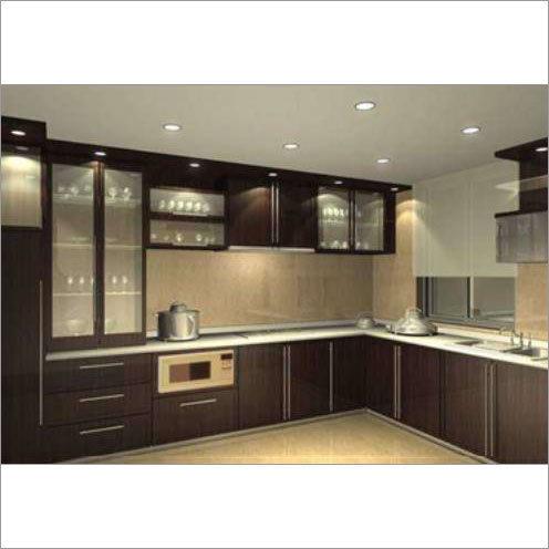 Designer Modular Kitchen