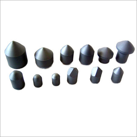 Carbide Button Bits for Coal Mining
