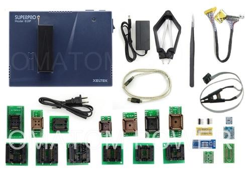 Xeltek SuperPro 610P Programmer With 20 Adapters