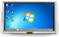 Touchscreen for Raspberry Pi Display