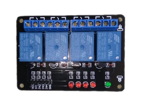 4 Channel Relay Module SPDT