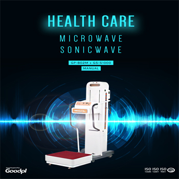 Microwave Stimulator MIRACLE SONIC WAVE