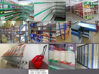 Supermarket Display Rack manufacturer