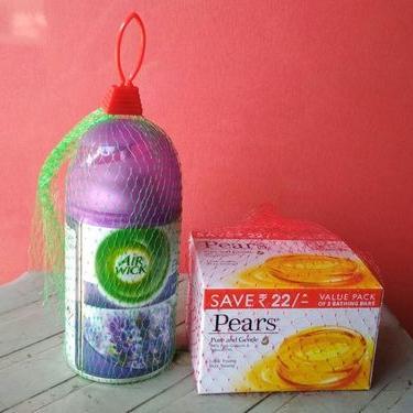 Poly Mesh Net Bag