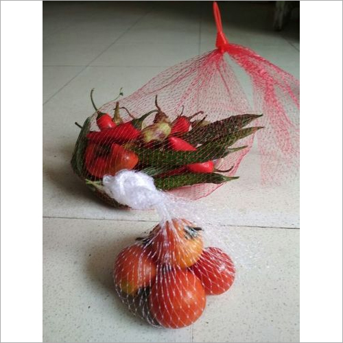 PE Fruit and Vegetable Net Bags