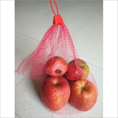 Soft PE Fruit Net Bags