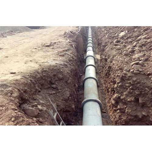 Storm Pipe Line