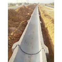 Cement Half Pipe Line