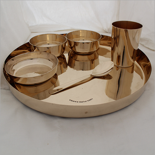 Dinner Thali Set 6 Pieces