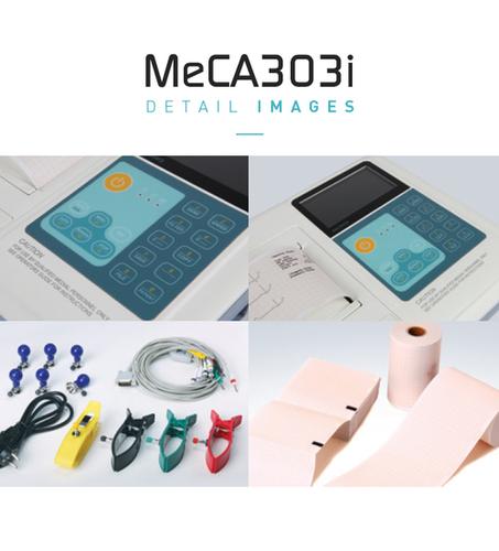 Electrocardiograph- MeCA303i