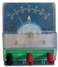 Ammeter DC Dual Range