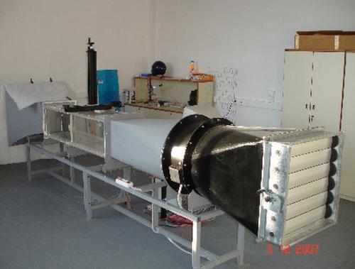 Axial Fan test Rig