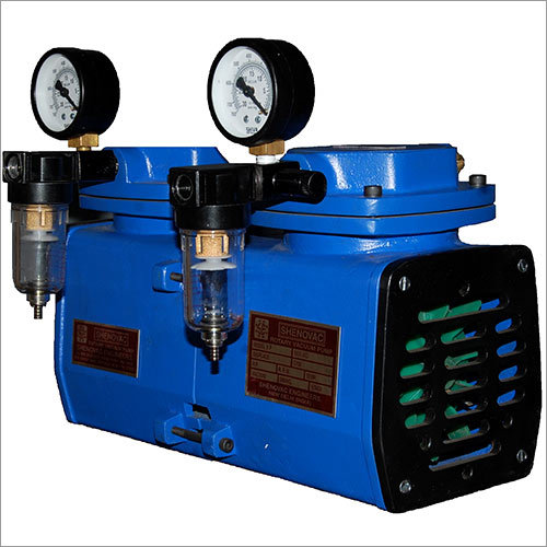 Diaphragm Vacuum Pumps & Compressors