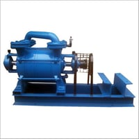 Double Stage Water-ring Vacuum Pump