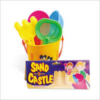 Sand & Castle Beach Set