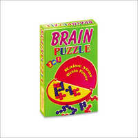 Brain Puzzle (3-In-1)