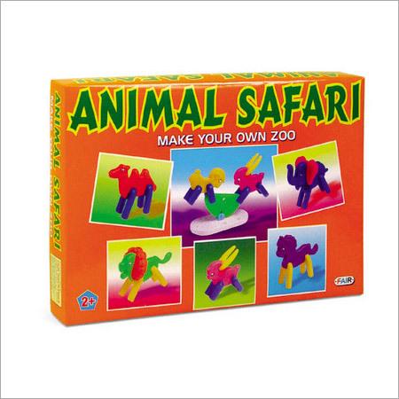 Animal Safari Blocks