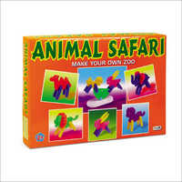 Animal Safari Blocks