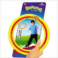 Boomerang Ring