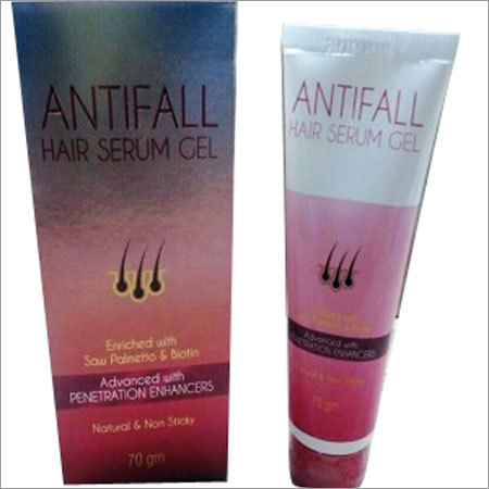 Antifall Hair Serum Gel